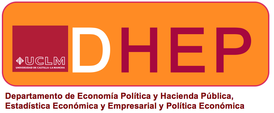 Logotipo DHEP